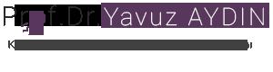 prof-dr-yavuz-aydin-logo